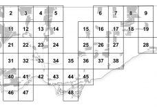 OPA 231 Key Map (Source: City of Toronto)