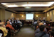 Photograph of Community Meeting (Source: R.E. Millward + Associates)
